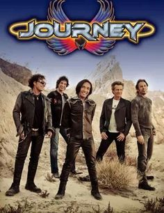 Journey with arnel pineda He sounds exactly like the original signer its amazing