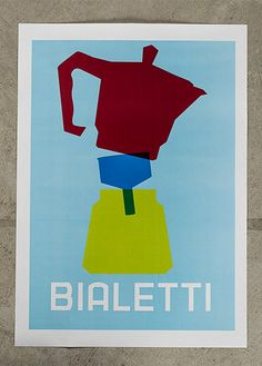 bialetti poster - Pesquisa Google
