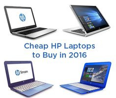 Check out our top picks for cheap and high quality HP laptops: http://www.laptopoutletblog.co.uk/
