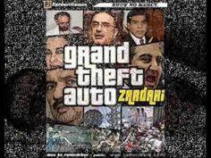 Grand Theft Auto Zardari   Zardari Troll