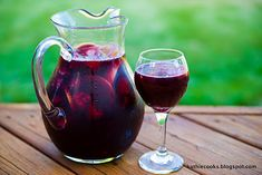 Best Sangria recipe!  Made this last night.  We skipped the pineapple juice, strawberries, raspberries and added blackberries and Amaretto.  Delicious!