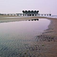 Lignano Sabbiadoro, l\'alba | il mare (Lignano Sabbiadoro) | Pinterest