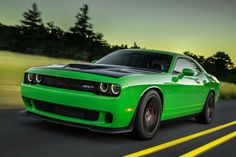 "Tim Kuniskis, president and CEO of Dodge, says that the 2015 Challenger SRT with Hellcat engine is ""the ultimate performance muscle car."" While that sounds like typical marketing hyperbole, in this case we have to admit he's right. State troopers coast-to-coast be warned: this is one bad boy that refuses to be tamed."