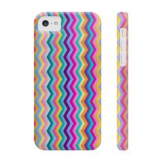 Zig Zag Pattern Covers For iPhone 5, 5S, SE And 5C  #value #quality #phonecases #case #iPhone #Samsung #siliconephonecases #plasticphonecases #leatherwalletphonecases #phonecovercases