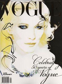C.Blanchett for Vogue Australia, take two