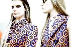 Prada womenswear A/W12 - dazeddigital