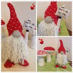 Gnome: valentines day gnome gift