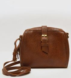 Sam Leather Crossbody Bag | Women's Bags & Wallets | mo&co. bags | Scoutmob Shoppe | Product Detail