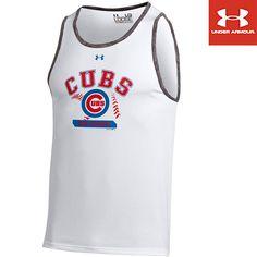 Chicago Cubs heatgear® Loose Fit Tech Tank - MLB.com Shop