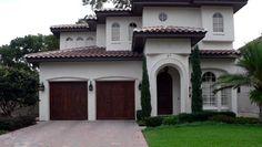 Florida Mediterranean House Plan 64623