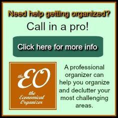 We offer virtual organizing!