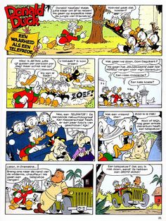 Donald Duck Strips | Donaldstrips.jouwweb.nl