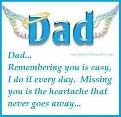 Miss my Daddy everyday!