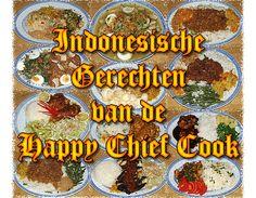 Heerlijke gerechten en recepten uit Indonesië, zoals: Ajam Pangang, Babi Ketjap, Babi Pangang, Babi Pangang-saus, Babi Roedjak, Bali-saus, Baopao, Boemboe Balivlees, Daging Smoor, Foo Yong Hai saus, Goelai Daging, Indisch Gekruide Speklapjes, Ketjapsaus, Ku Lo Yuk, Pindasaus, Rendang Pedis, Sambal-ketjapsaus, Sambal Goreng Ati, Smoor Djawa, Zoetzure Gembersaus