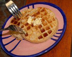 eggo waffles!