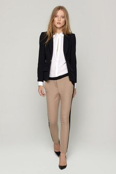 Women INterview Fashion for Autumn