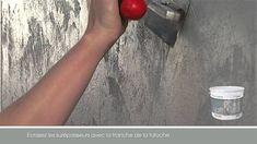 Enduit mural Loft béton brut