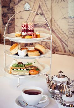 Review: Afternoon Tea at Mews of Mayfair London