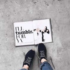 Tumblr it! Cool sneakers #glowcher