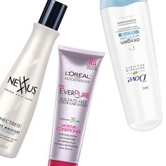 Rank & Style | Top Ten Fashion and Beauty Lists - Drugstore Moisturizing Conditioners #rankandstyle #drugstore #bargains