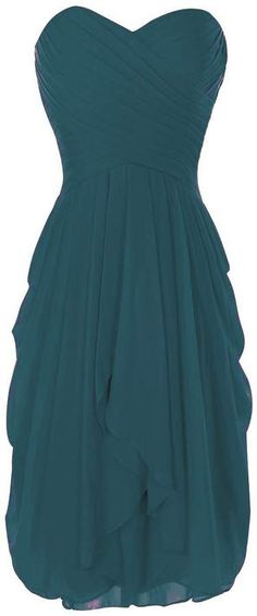 ffacf7c0ea Shop for Onlinedress Women's Ruffles Bridesmaid Dress Short Party Gown Size  12 at ShopStyle. Now
