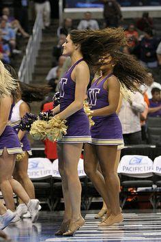University of Washington Cheerleaders