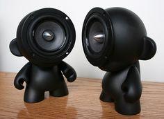 Cute Audio Heads