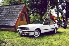 BMW E30 by CiprianMihai, via Flickr