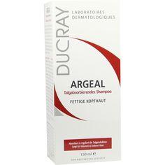 DUCRAY ARGEAL Shampoo gegen fettiges Haar:   Packungsinhalt: 150 ml Shampoo PZN: 01150279 Hersteller: PIERRE FABRE DERMO KOSMETIK GmbH…