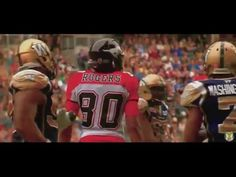 Eric Rogers 2015 CFL Highlights | All-Star Receiver