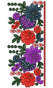 Trend We Love : Lace Embroidery Design 12511