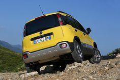 Fiat Panda Cross #fiatpandacross #fiat