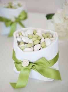 Wedding favours at Belmond Hotel Splendido.