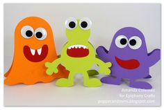 We Make Monsters Fun...Trust Us! | Epiphany Crafts