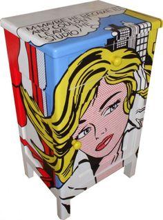 Silvia Zacchello pop furniture - cool!