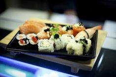 Sushi no Mercado de Campo de Ourique