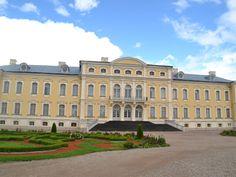 Rundale, la Versailles della Lettonia - http://www.girosognando.it/2017/02/05/rundale-lettonia-versailles/