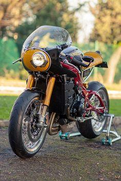 "Triumph ""Jerolamo R"" by MrMartini. (Via Racing Café)."
