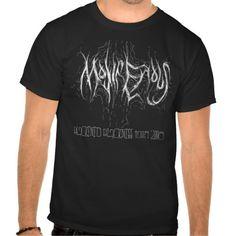 Mojiferous Blackened Blackness Tour 2008 T Shirt, Hoodie Sweatshirt