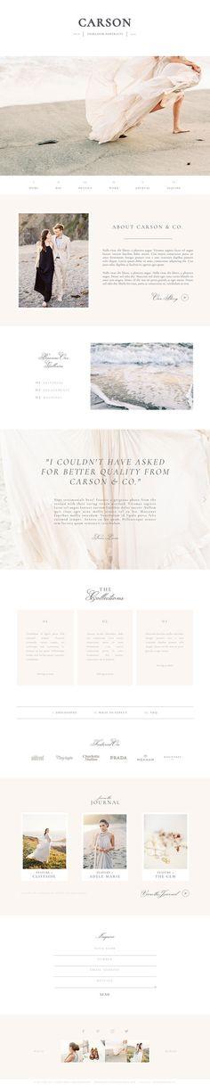 Carson Prophoto 6 Template