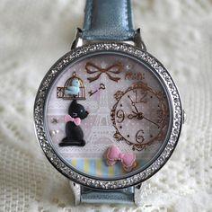 MINI hodinky - Nádech Francie