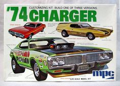 MPC 74 Charger box art