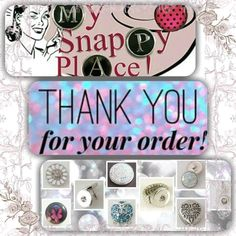 I would like to thank all my customers for their support and purchases. I made the second highest sales in the company for November. Thank you again. Doris www.mysnappyjune.com
