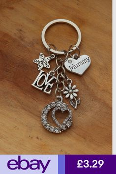 Mother S Day Happy Birthday Gift Keyring