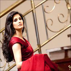 Katrina Kaif Long Hairstyles Fashion   Asian Hairstyles