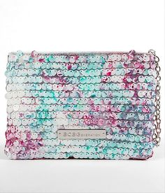 BCBG Bailey Wristlet Wallet  It reminds me of something that a mermaid would accessorize herself with :)