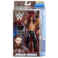 Mattel WWE action figure reveals for September 2021: Photos