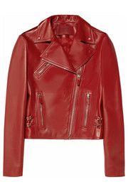 ValentinoCash & Rocket leather biker jacket :)