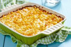 Sweetie Pie's Mac and Cheese Recipe: Transform common mac and cheese with protein-rich cheeses! One serving satisfies a chunk of your recommended dairy needs.