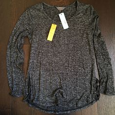 Stitch Fix Review - January 2018 - Mix by 41Hawthorn Mcormick Side Detail Knit Top